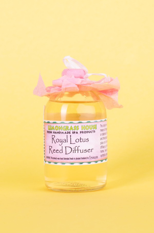 REED OIL DIFFUSER ROYAL LOTUS 120ml