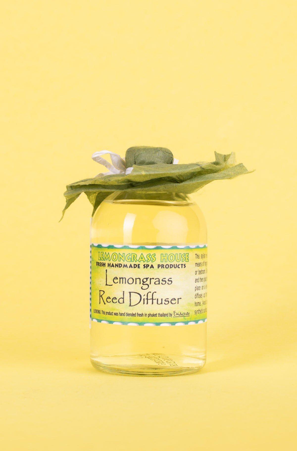 Home perfumer Reed Oil Diffuser Lemongrass 120ml-full-1