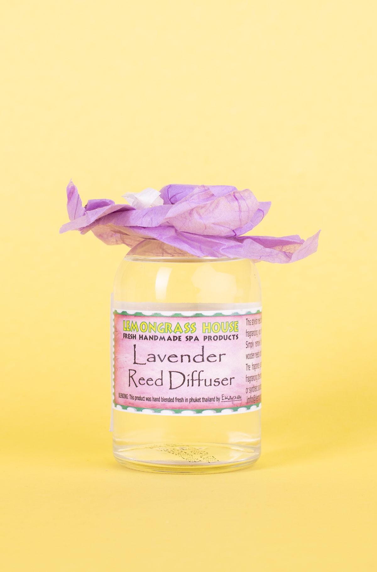Namų kvapas Reed Oil Diffuser Lavender 120ml-full-1
