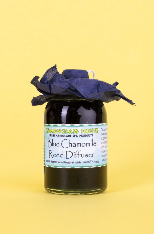 REED OIL DIFFUSER BLUE CHAMOMILE 120ML