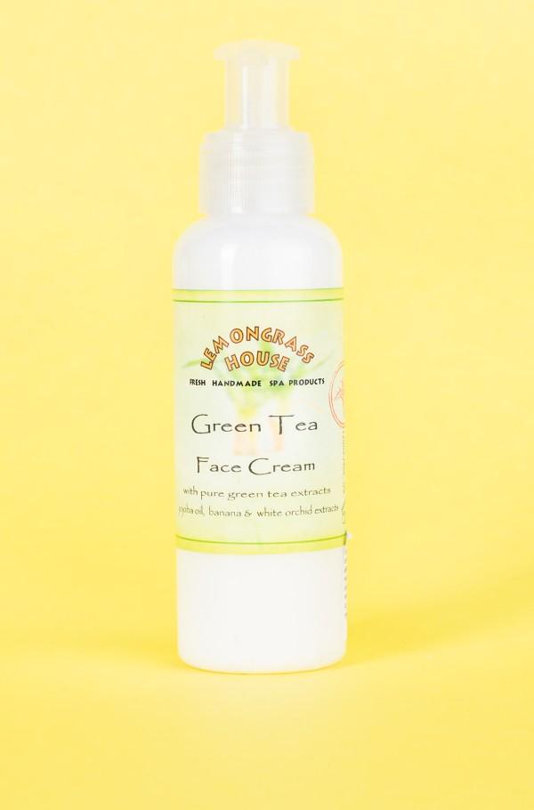 FACE CREAM GREEN TEA 120ml