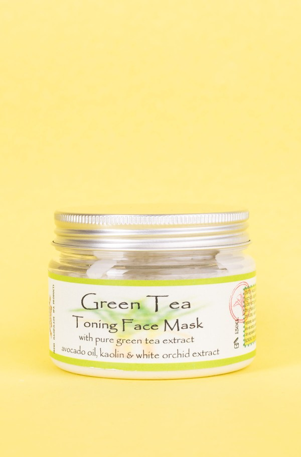 FACE MASK GREEN TEA 150ml