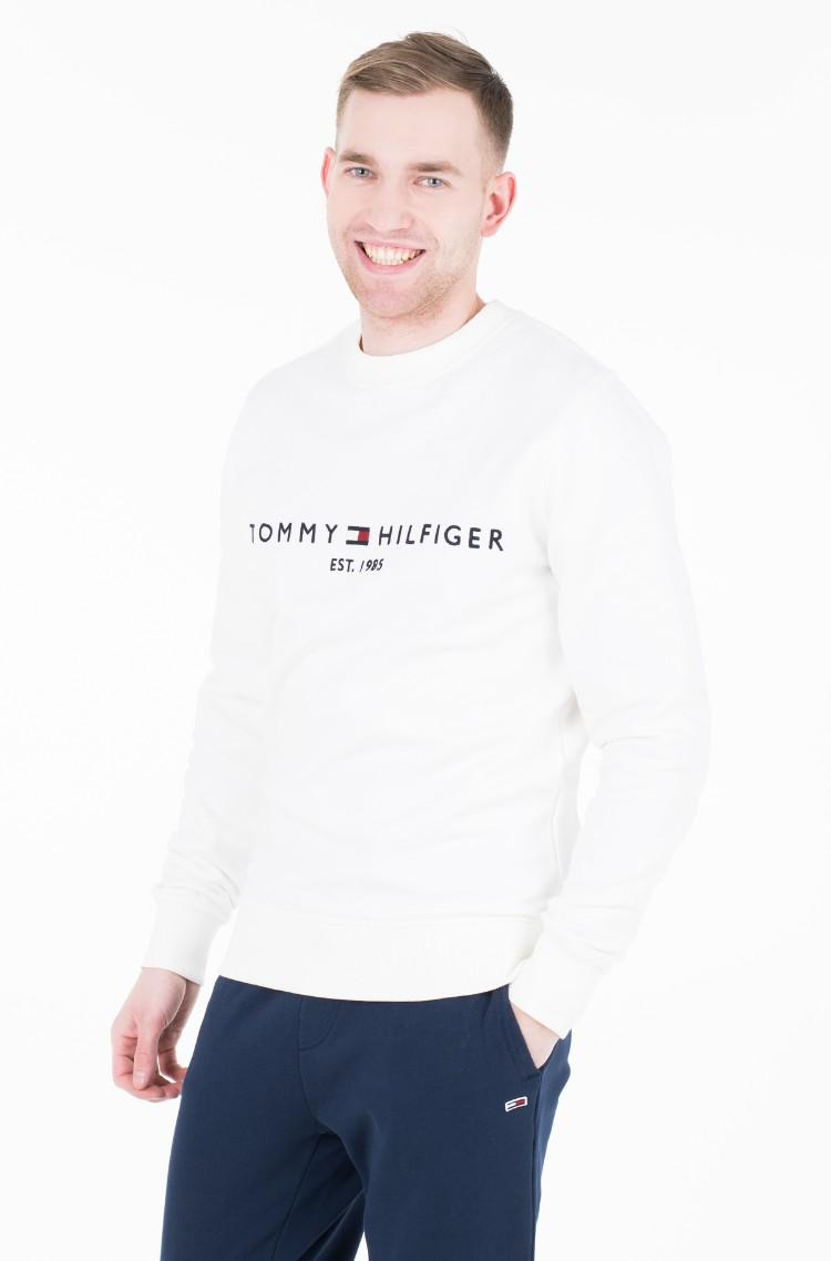 dc47b8a7 Hoodie LOGO SWEATSHIRT Tommy Hilfiger, Mens Sweatshirts | Denim ...