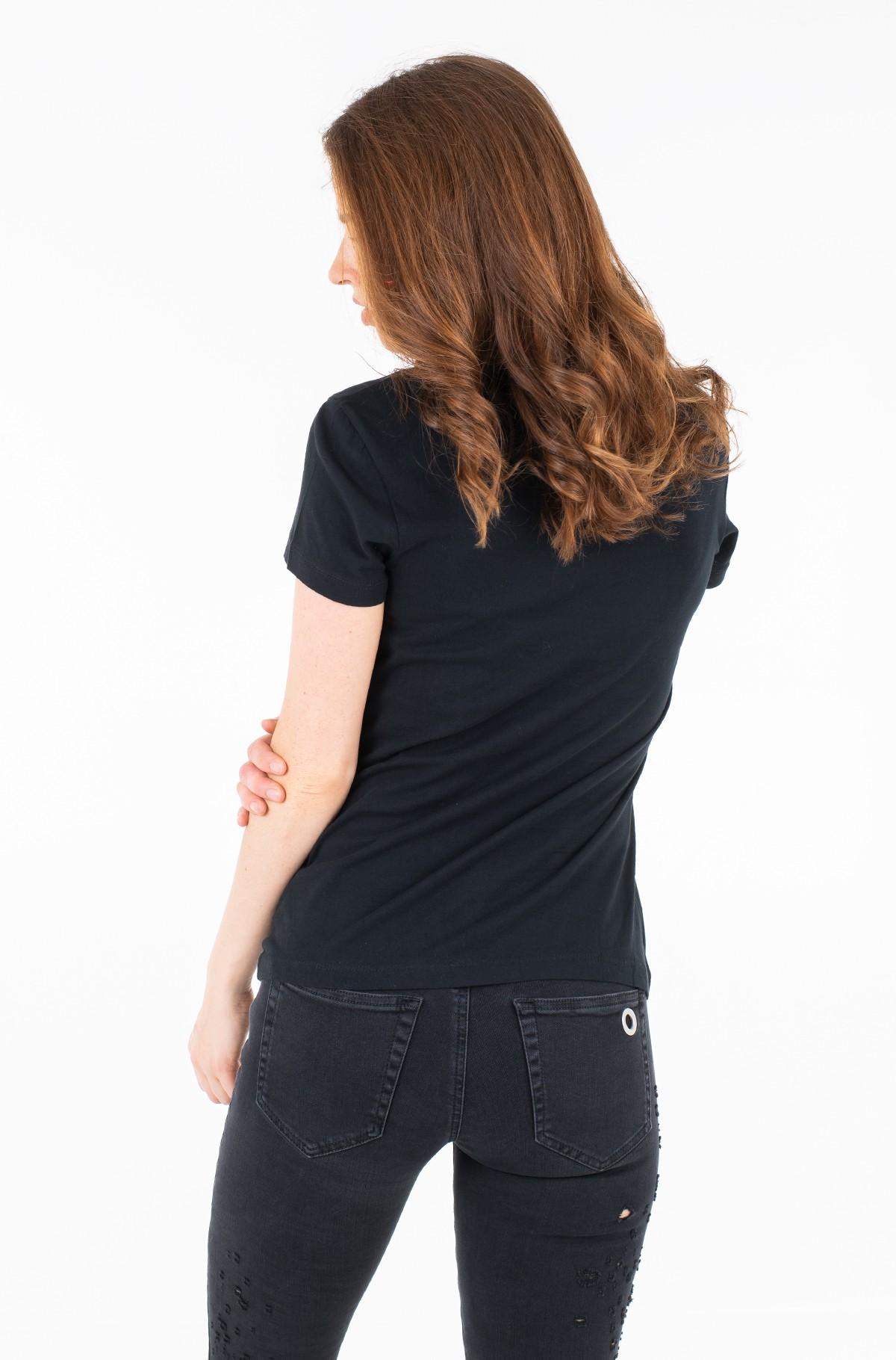 Marškinėliai CORE INSTITUTIONAL LOGO SLIM FIT TEE-full-2