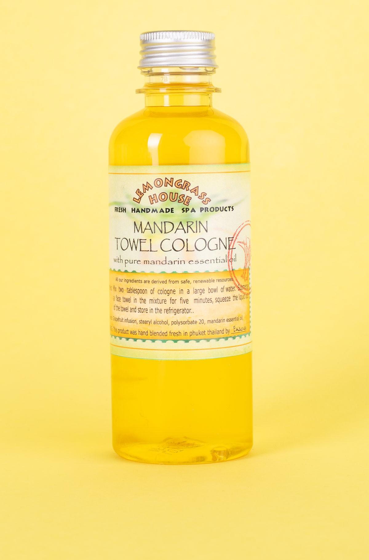 Towel and bed linen perfumer TOWEL COLOGNE MANDARIN 250 ML-full-1