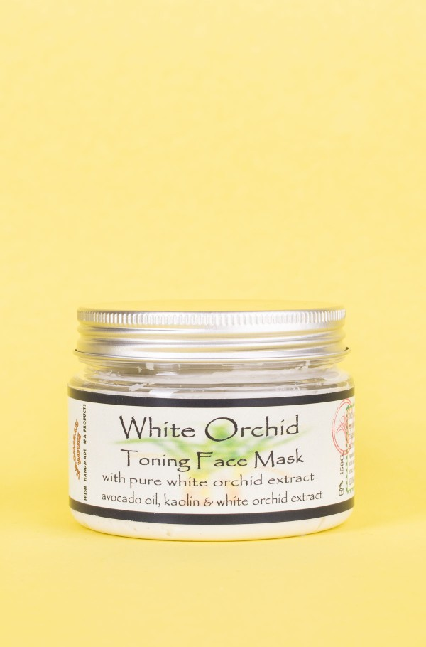 FACE MASK WHITE ORCHID 150ml