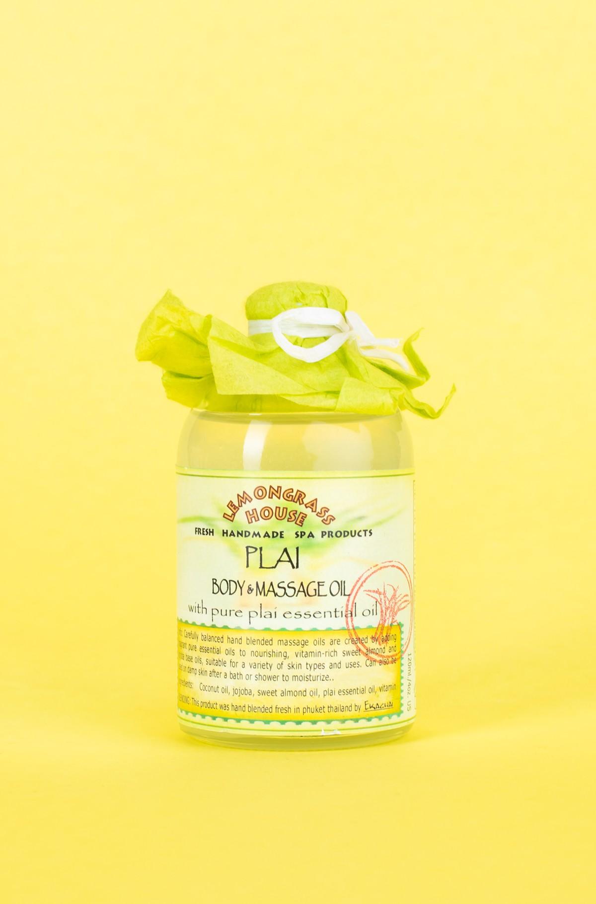 Masažo aliejus Massage oil plai 120 ml-full-1