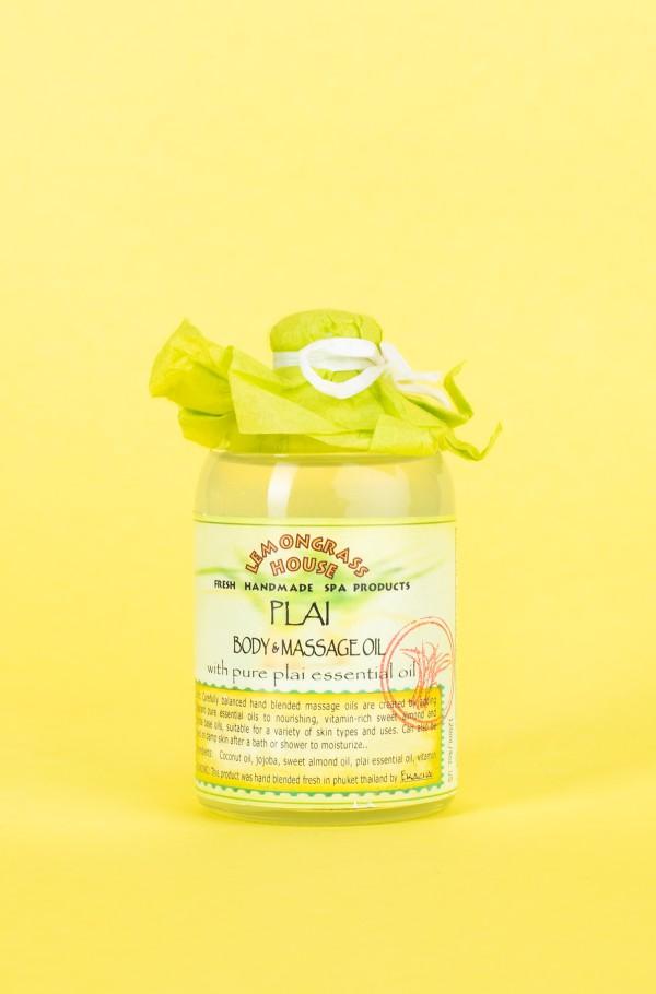 Massage oil plai 120 ml