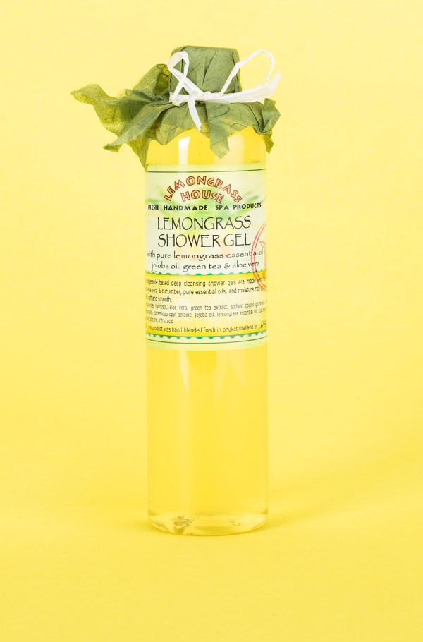 SHOWER GEL LEMONGRASS 260ml