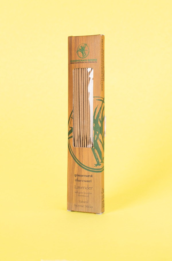 INCENSE STICKS LAVENDER 20 CM
