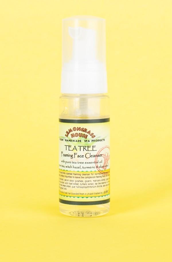 FACE FOAM CLEANSER TEA TREE 50 ML