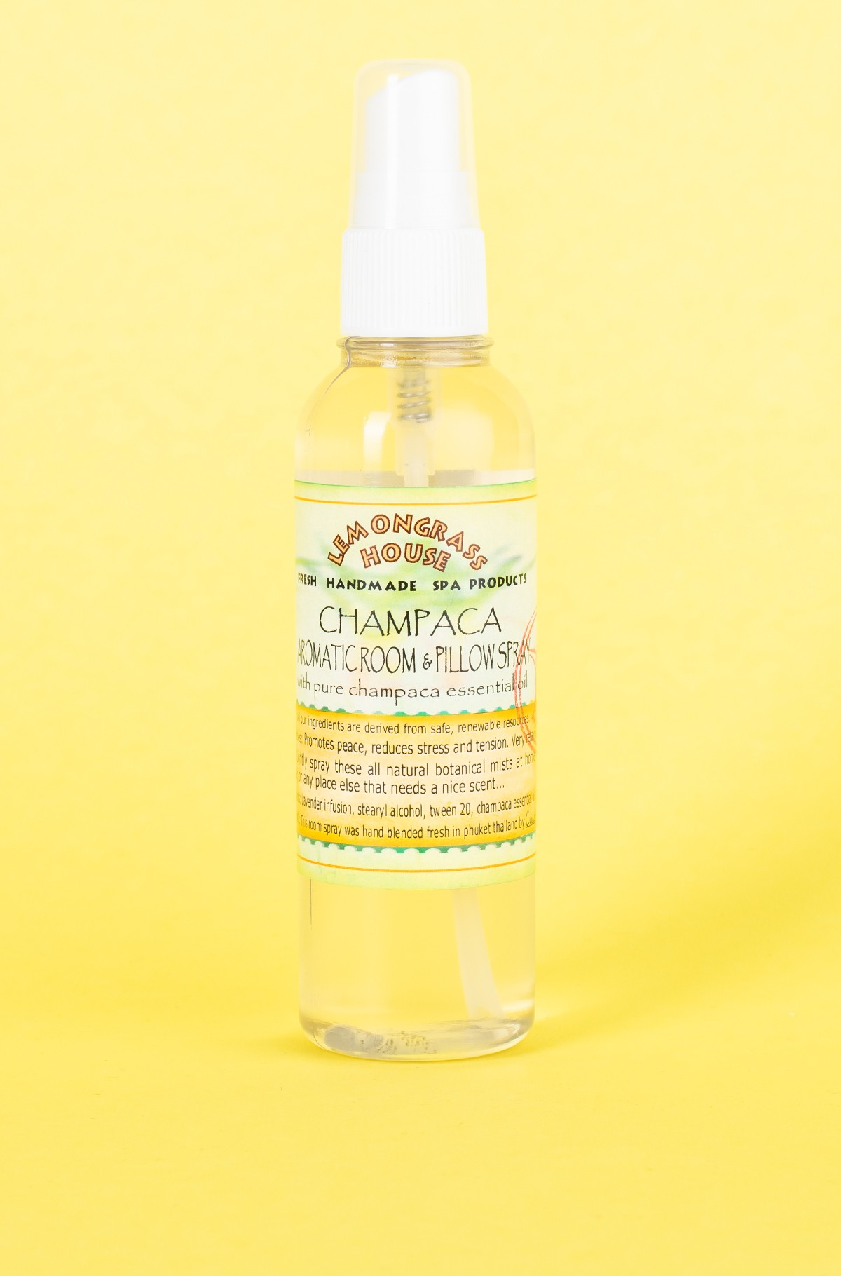 Purškiamas aromatinis gaiviklis AROMATIC ROOM SPRAY CHAMPACA 120ml-full-1