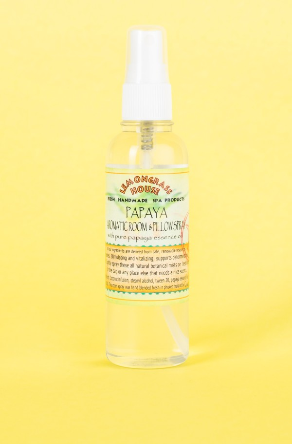 AROMATIC ROOM SPRAY PAPAYA 120ml