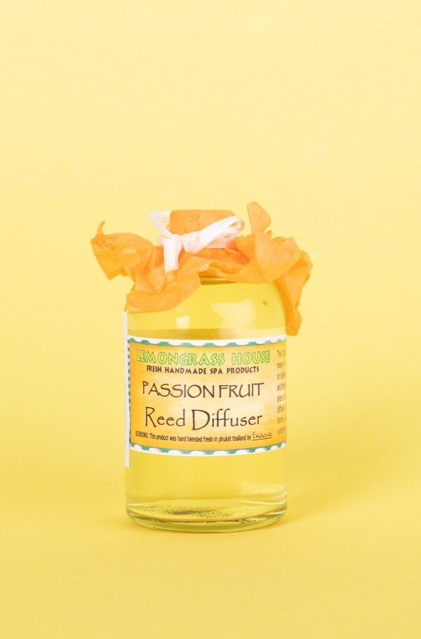 REED OIL DIFFUSER PASSION FRUIT 120ml