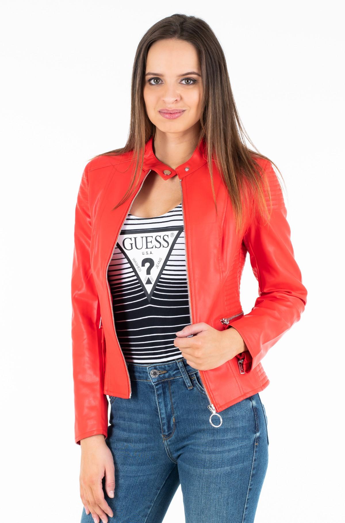 Leather jacket W92L37 W9VO0-full-1