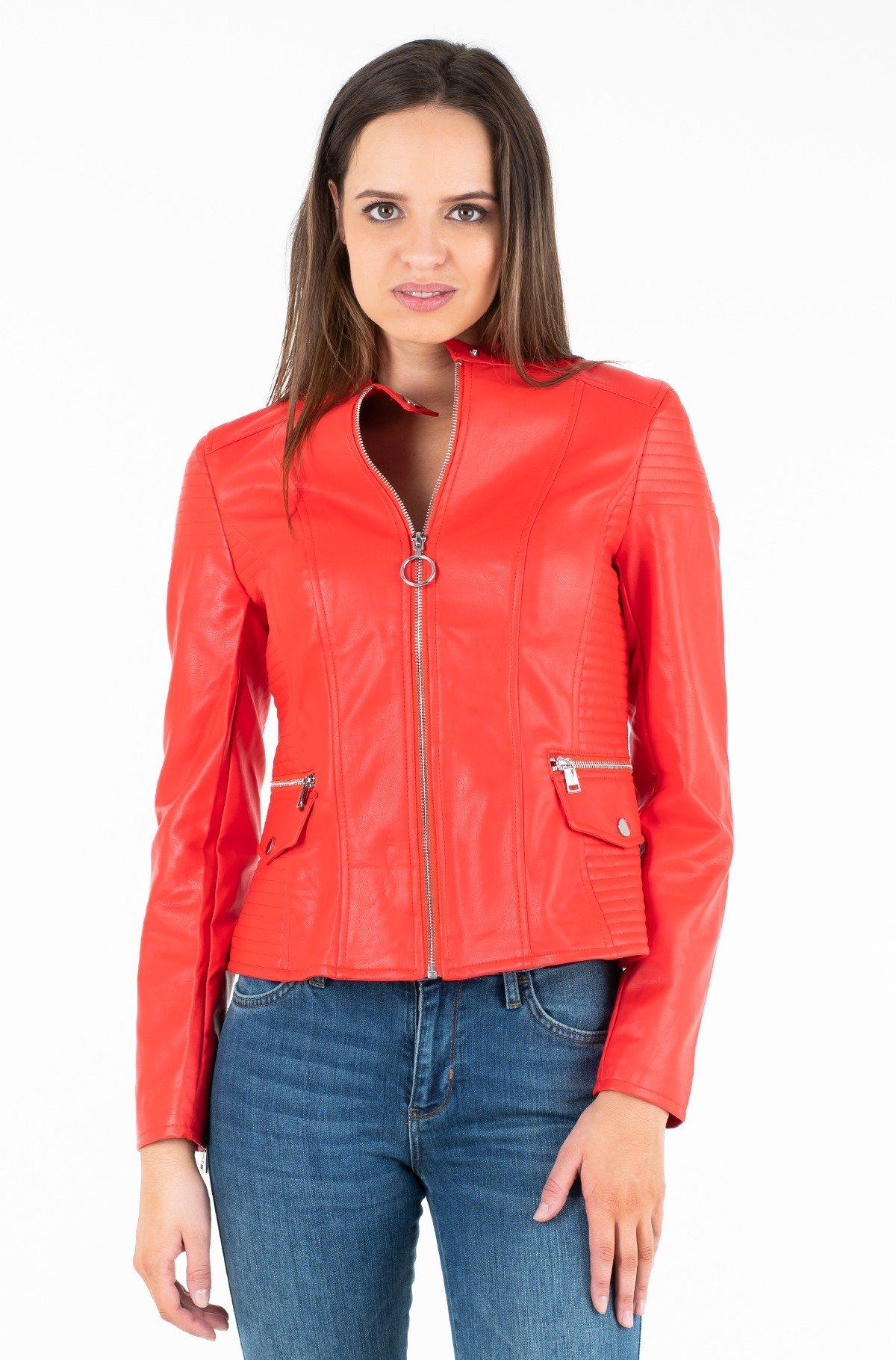 Leather jacket W92L37 W9VO0-full-2
