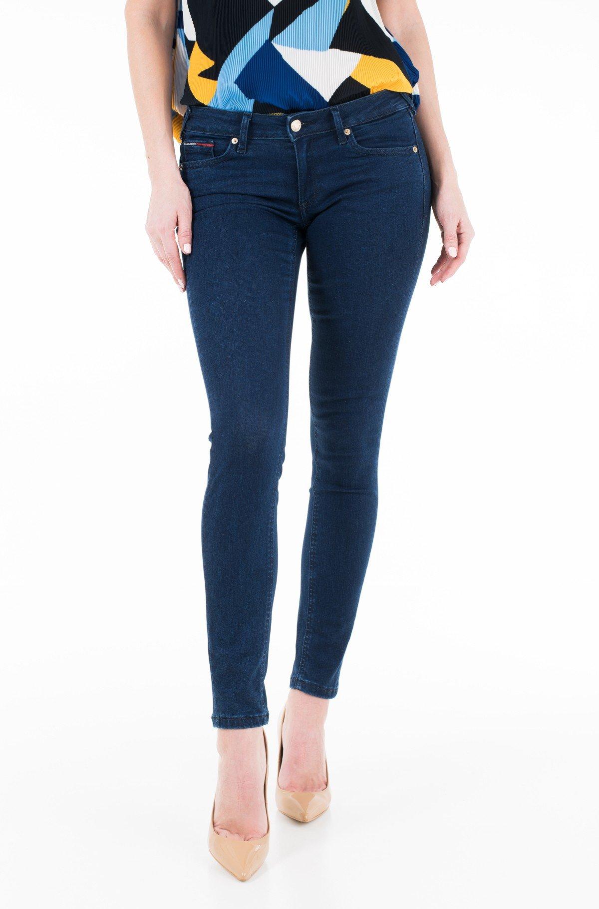 Jeans LOW RISE SKINNY SOPHIE PLSHDK-full-1