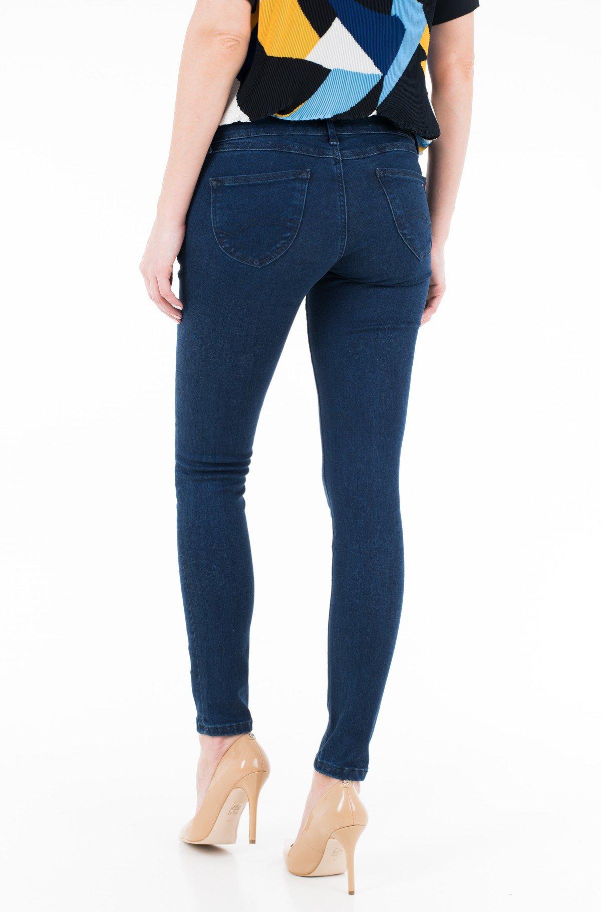 Jeans LOW RISE SKINNY SOPHIE PLSHDK-full-2