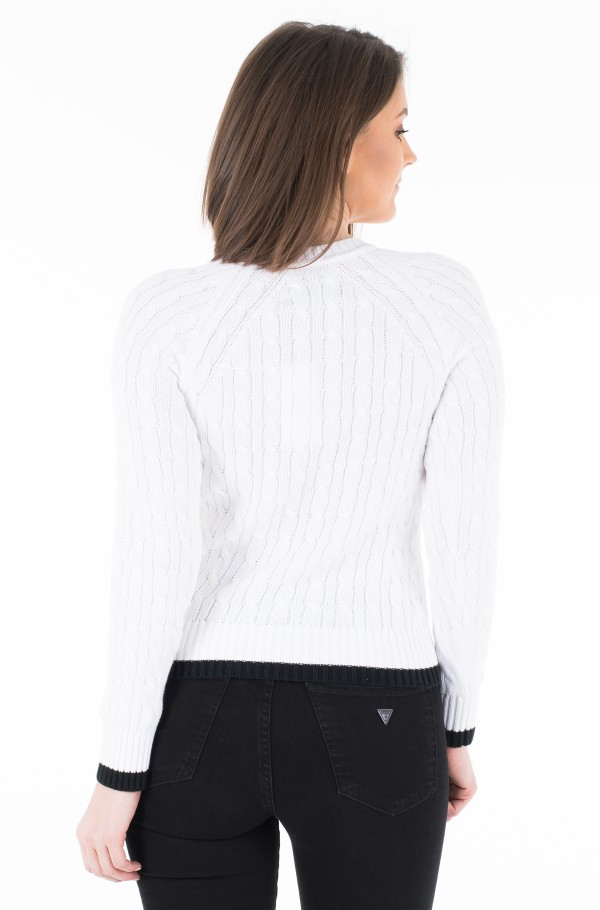 Cable Sweater-hover