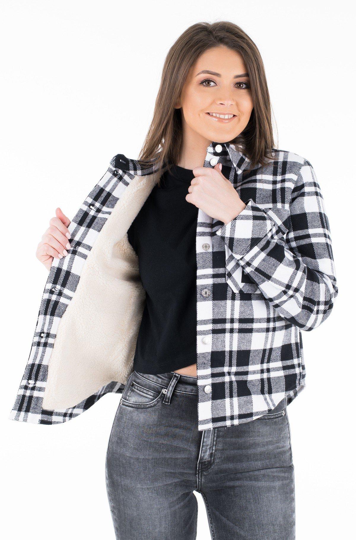 Jacket CHECK SHIRT JACKET-full-1