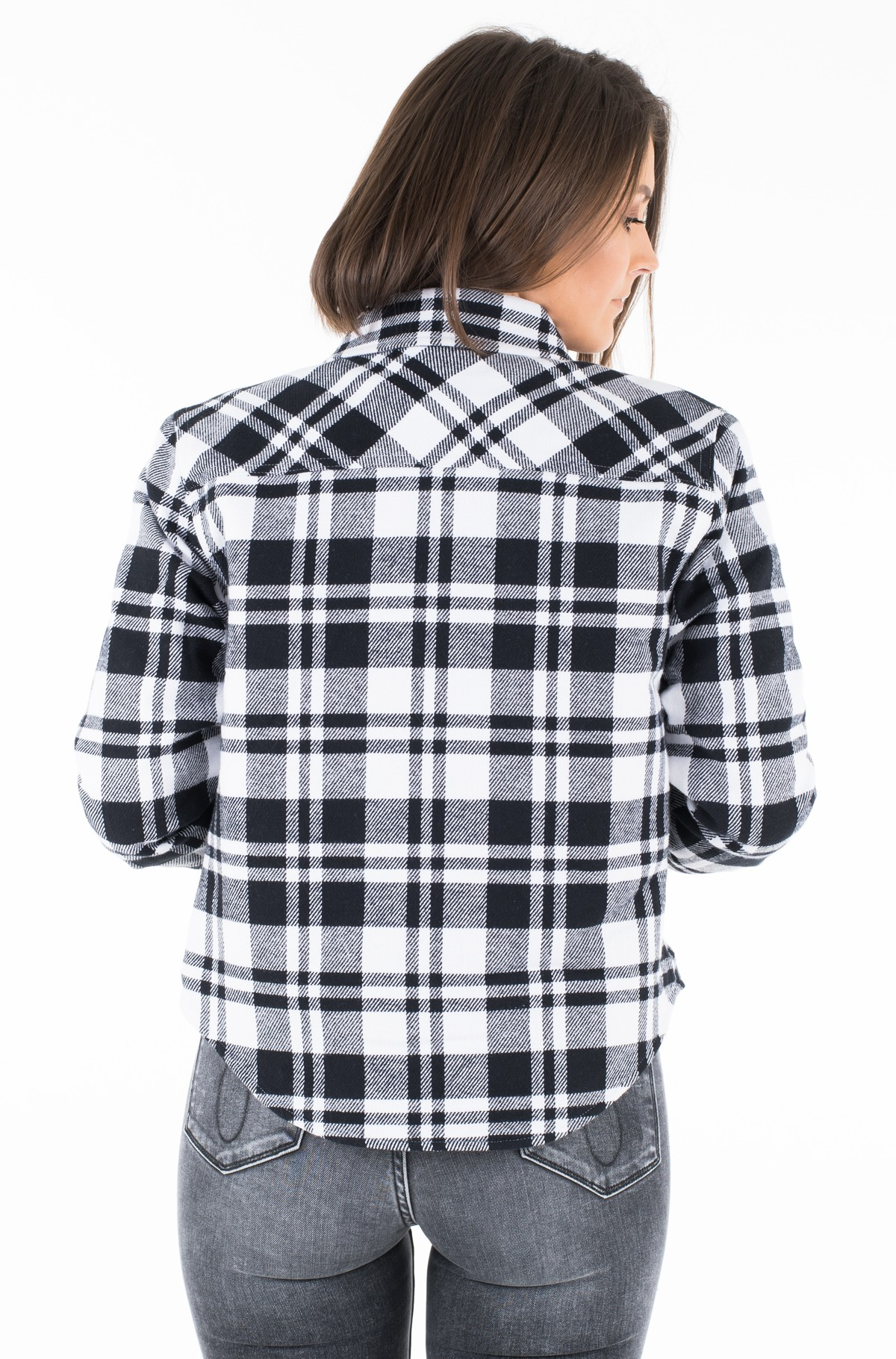 Jacket CHECK SHIRT JACKET-full-2