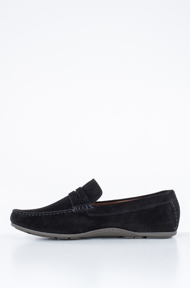 bcb9b45178 Moccasins CLASSIC SUEDE PENNY LOAFER Tommy Hilfiger, Mens Shoes ...