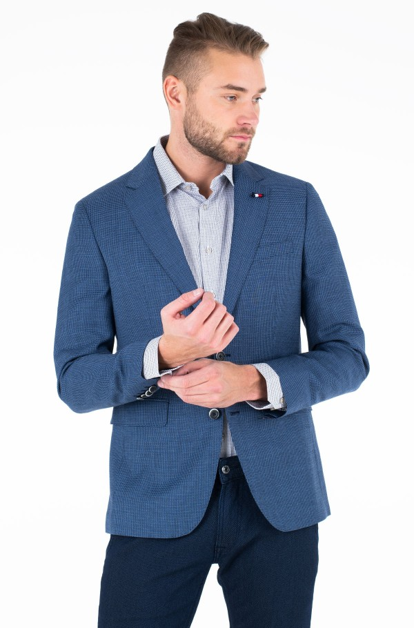 WOOL MACRO REGULAR FIT BLAZER