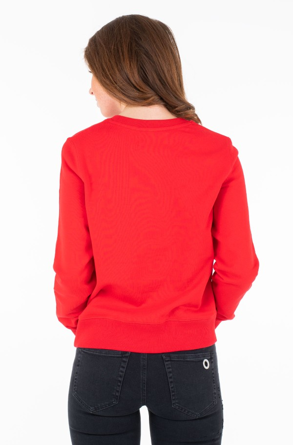 INSTITUTIONAL REGULAR CREW NECK-hover