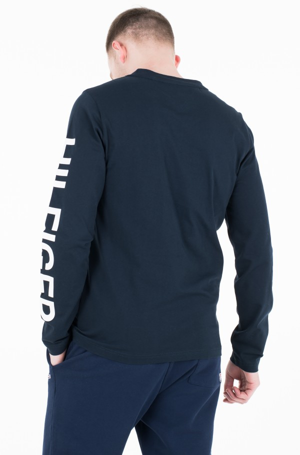 SLICE NUMERIC LONG SLEEVE-hover