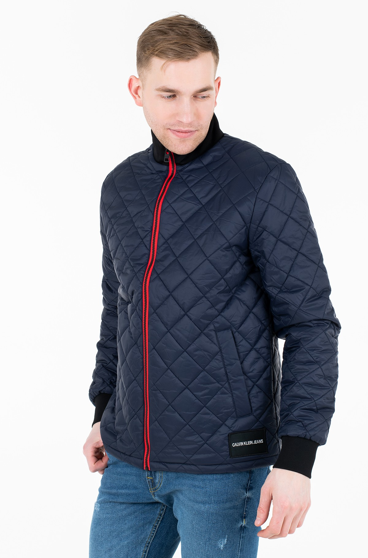 Jacket QUILTED JACKET-full-1