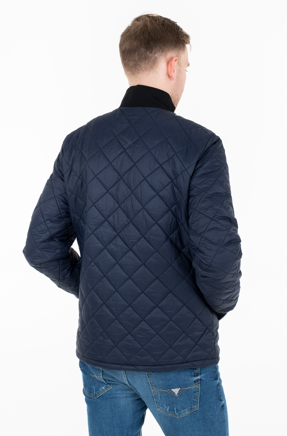 Jacket QUILTED JACKET-full-2