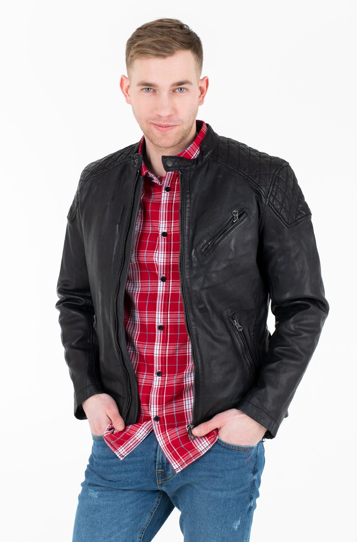 Leather jacket DAMASCUS/PM401950-full-1