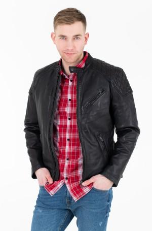 Leather jacket DAMASCUS/PM401950-1