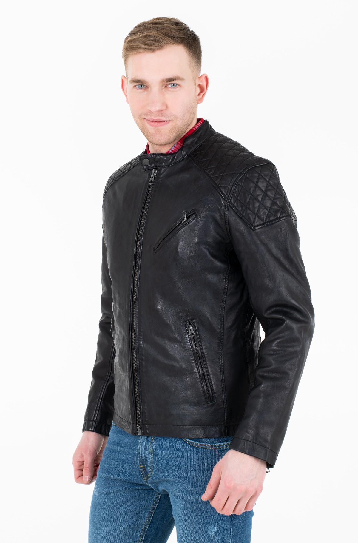 Leather jacket DAMASCUS/PM401950-full-2