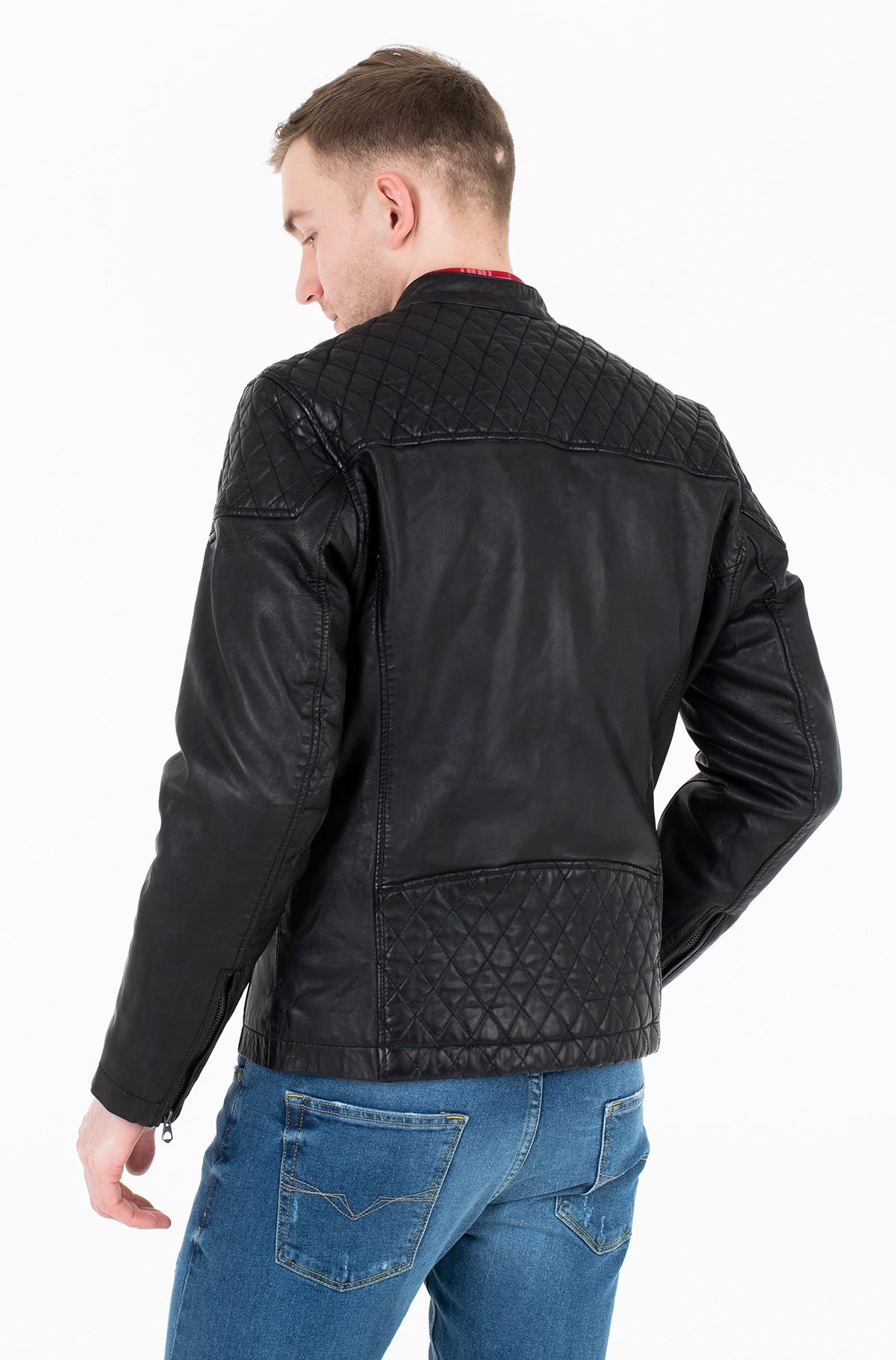 Leather jacket DAMASCUS/PM401950-full-3