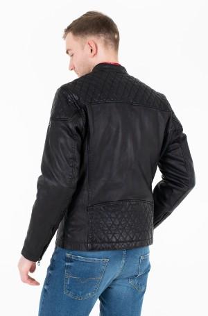 Leather jacket DAMASCUS/PM401950-3