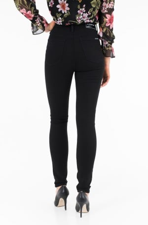 Teksapüksid CKJ 010: High Rise Skinny (West Cut) J20J207765	-2