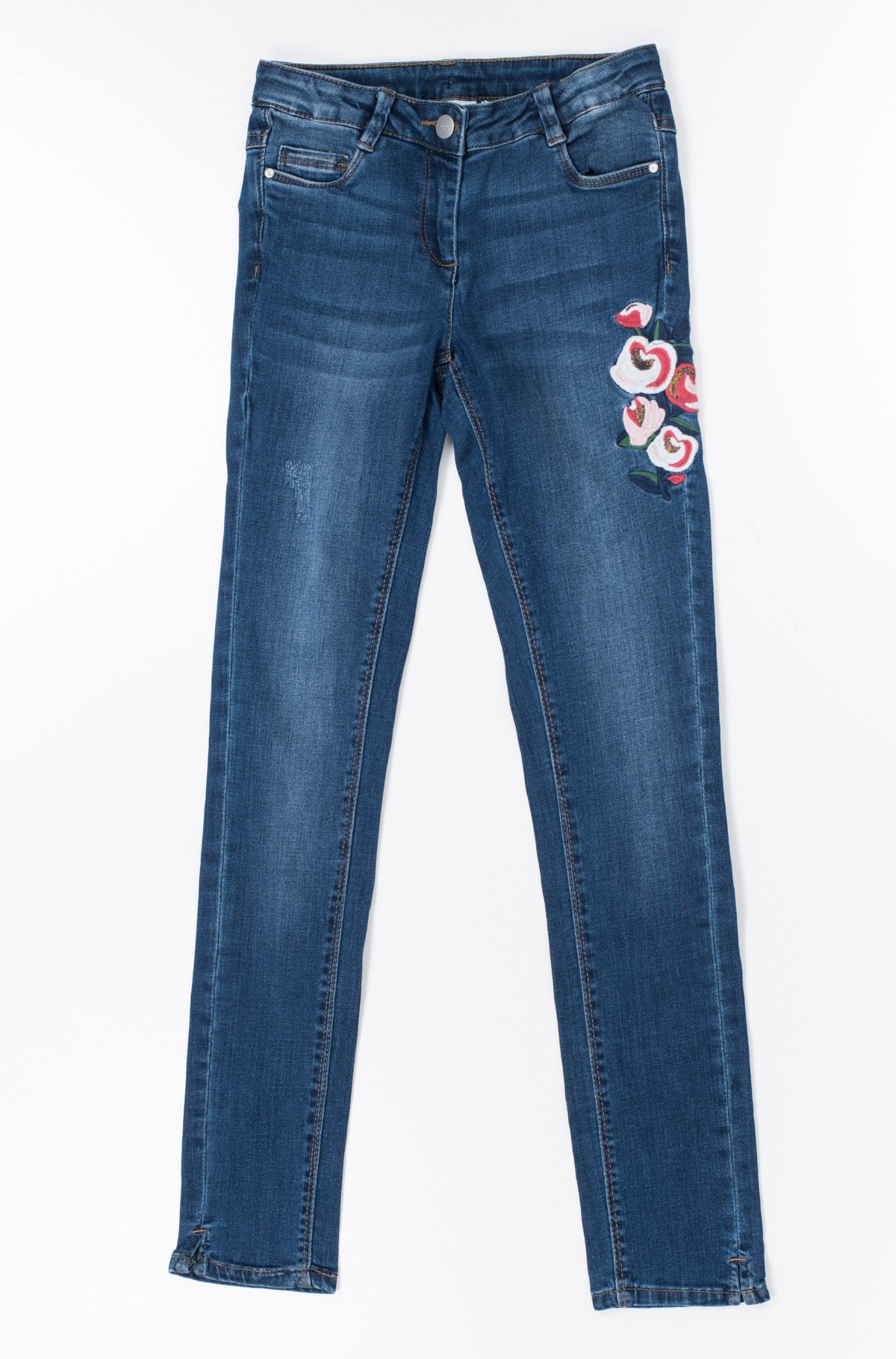 Vaikiškos džinsinės kelnės 62062110040-full-1