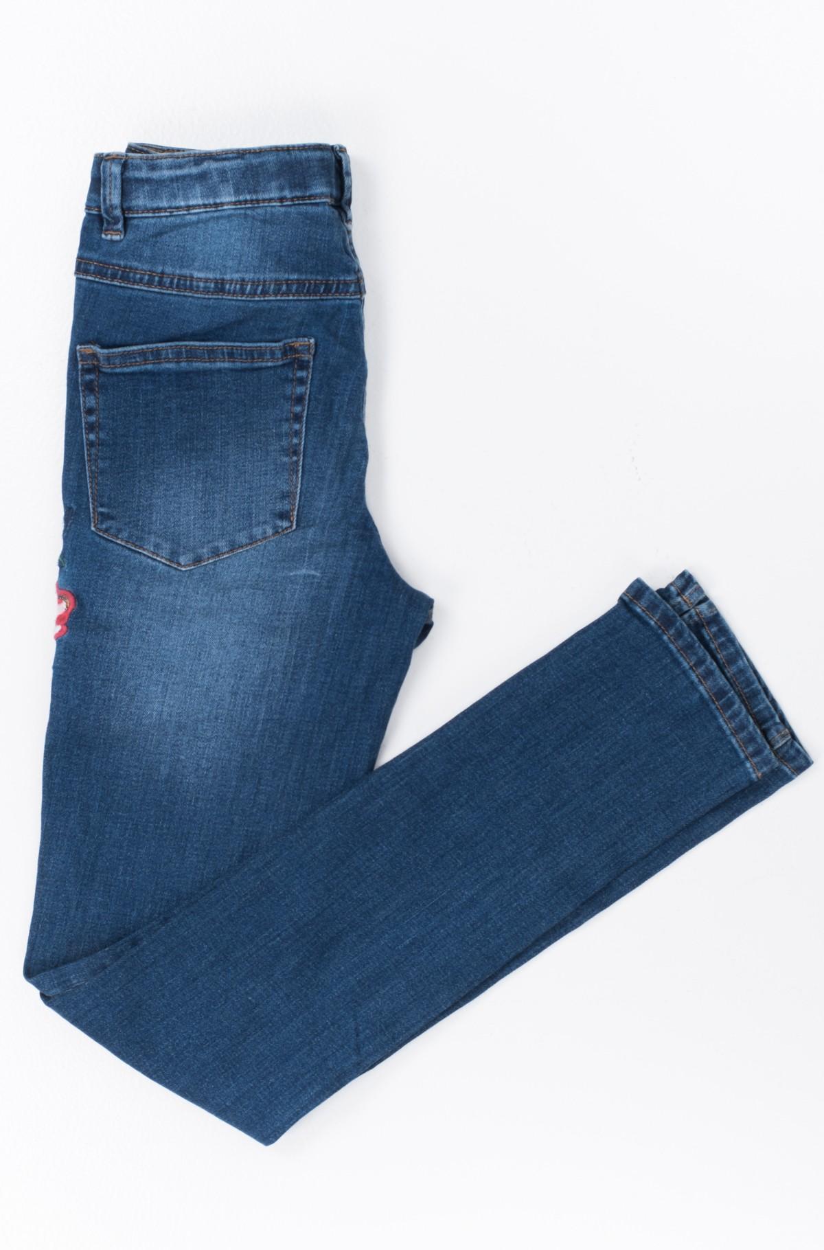 Vaikiškos džinsinės kelnės 62062110040-full-2