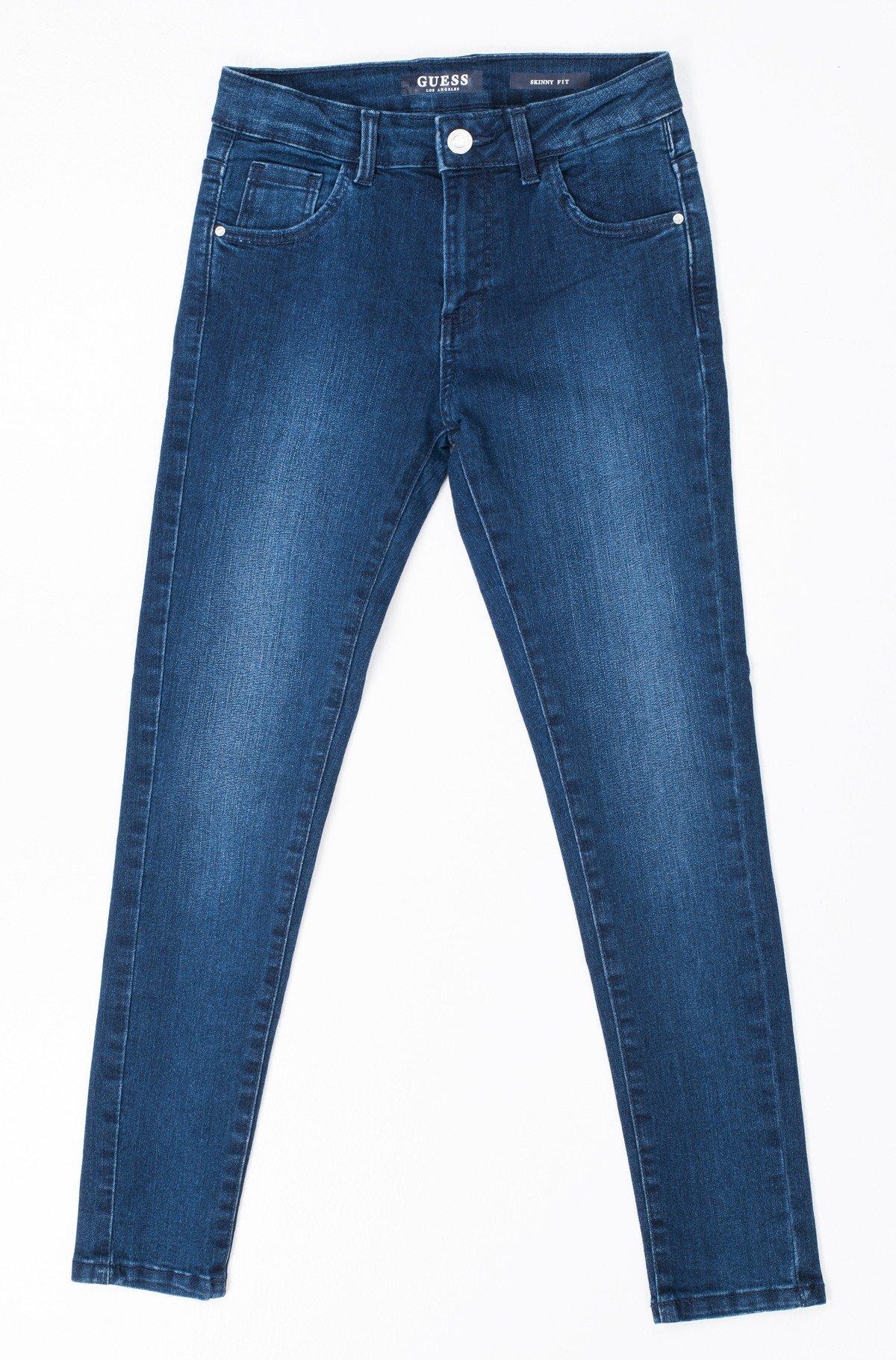Vaikiškos džinsinės kelnės J91A18 D3JV0-full-1