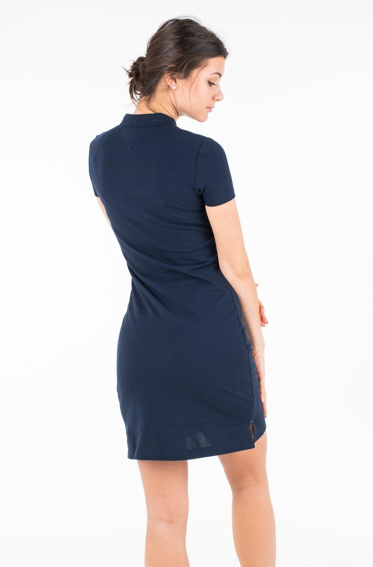 Kleit NEW CHIARA STR PQ POLO DRESS SS-full-2