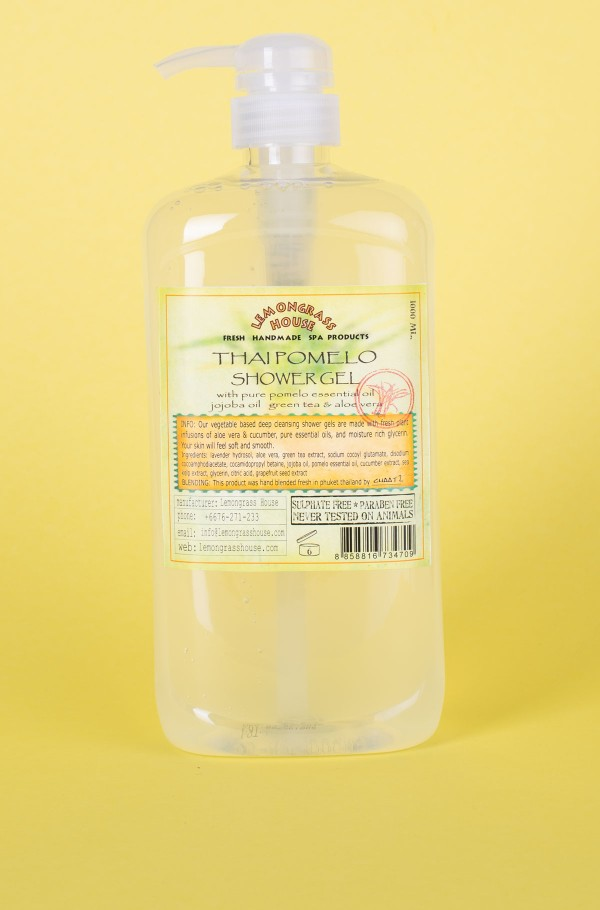 SHOWER GEL POMELO 1ltr