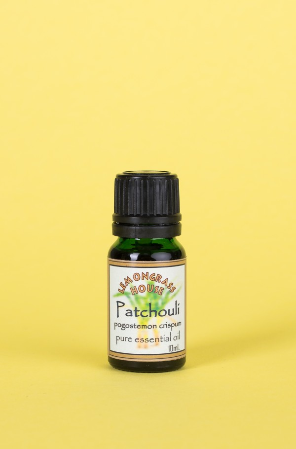ESSENTIAL OIL PATCHOUIL 10ML