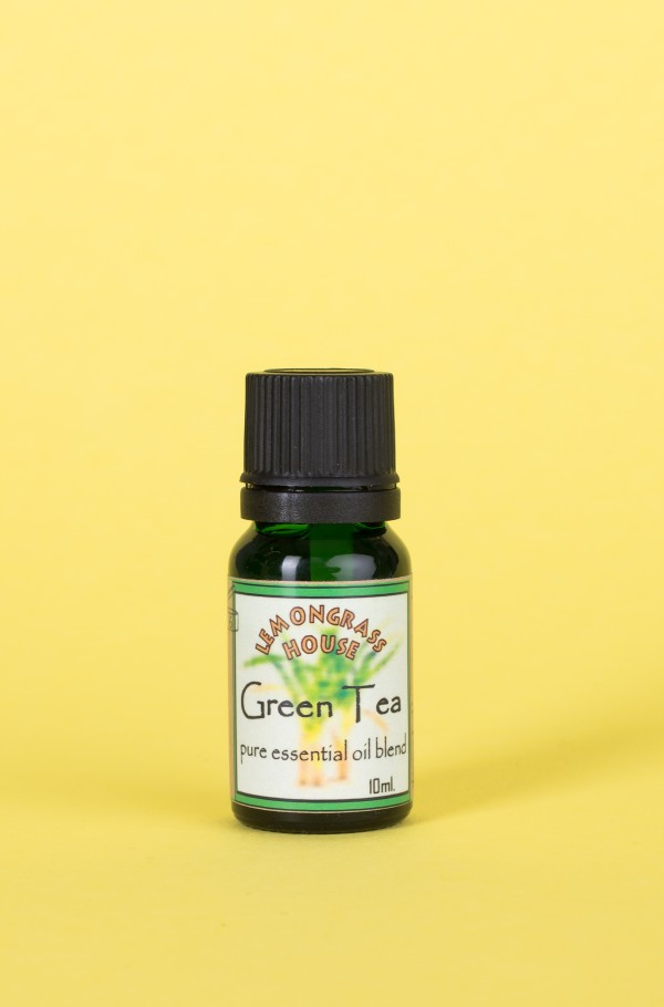 ESSENTIAL OIL GREEN TEA 10ml