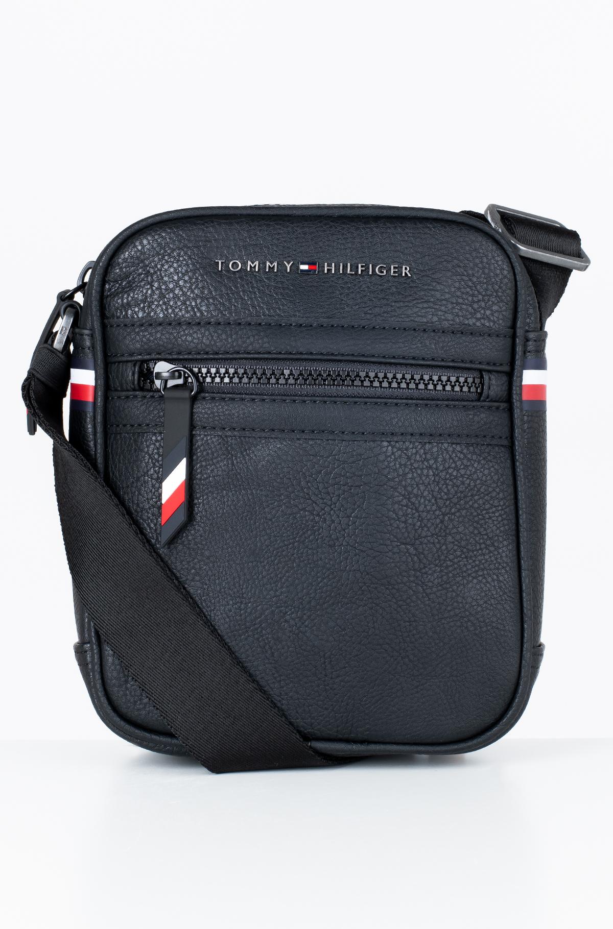 95108dce8 black Shoulder bag Essential Mini Reporter Tommy Hilfiger