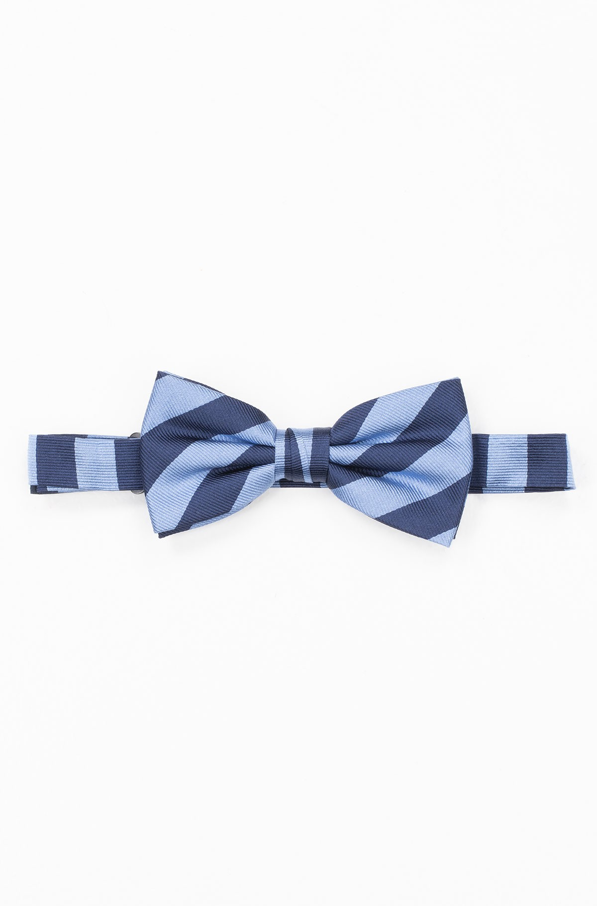 Varlytė SILK STRIPE BOWTIE-full-1