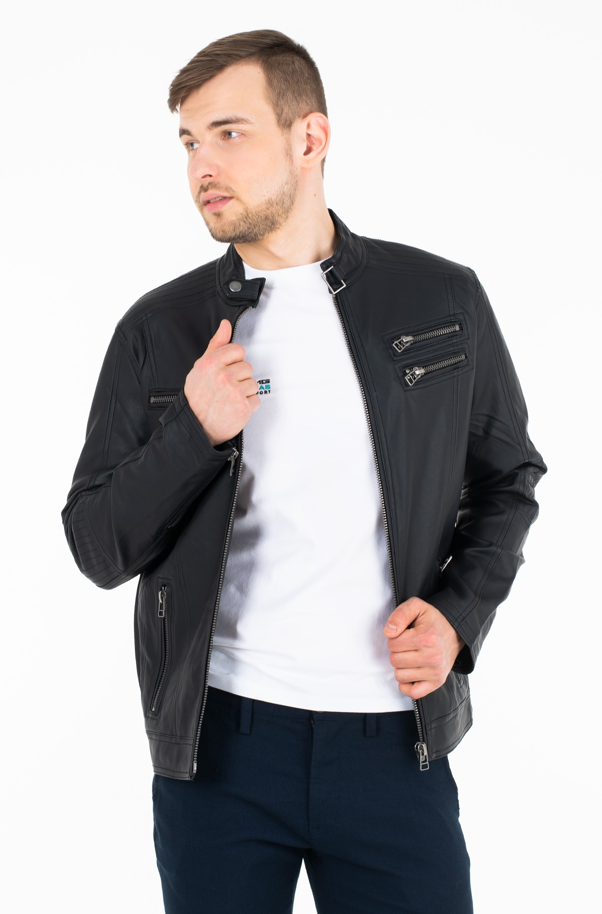 Leather jacket Johnatan-full-1
