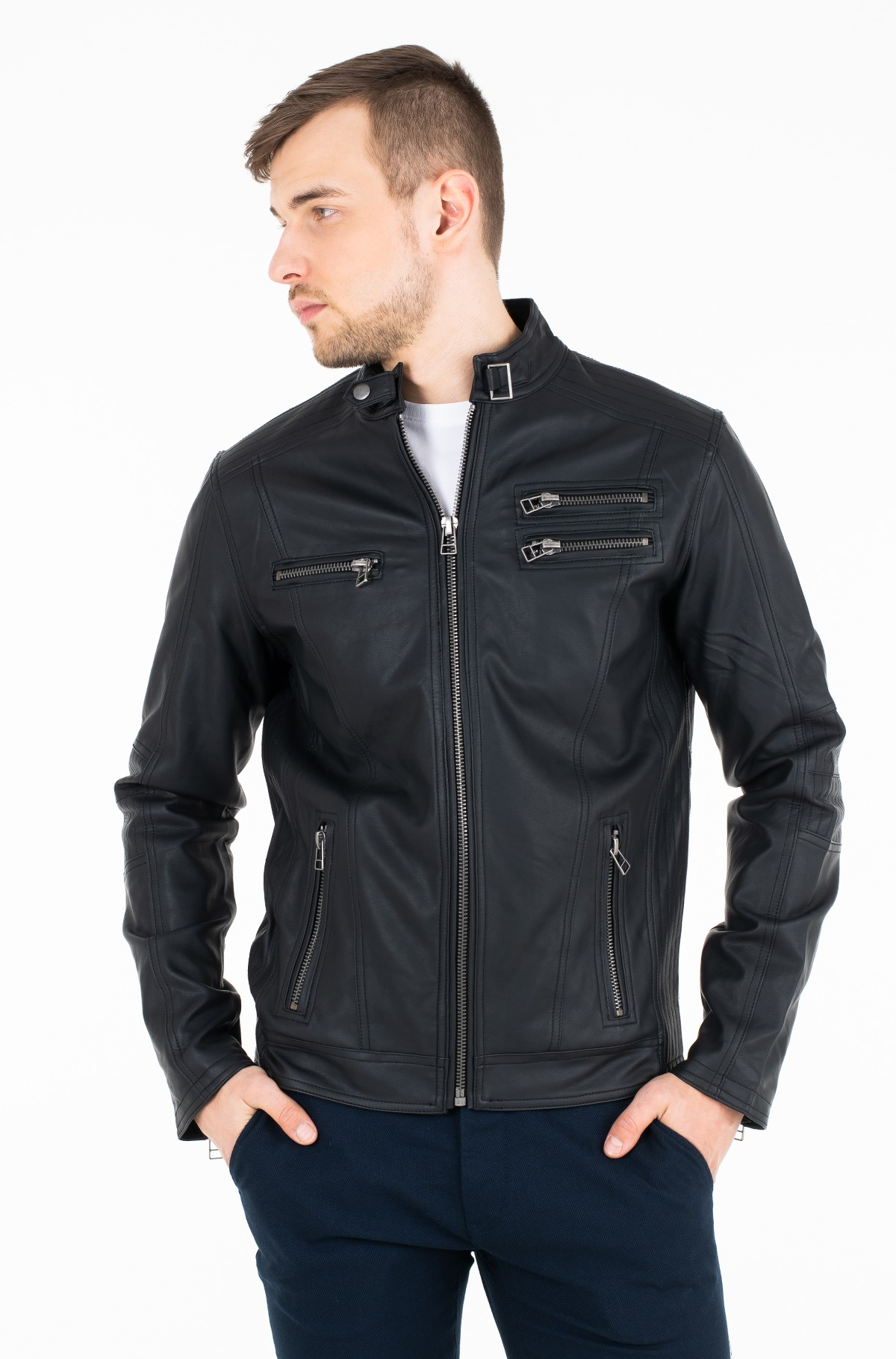 Leather jacket Johnatan-full-2