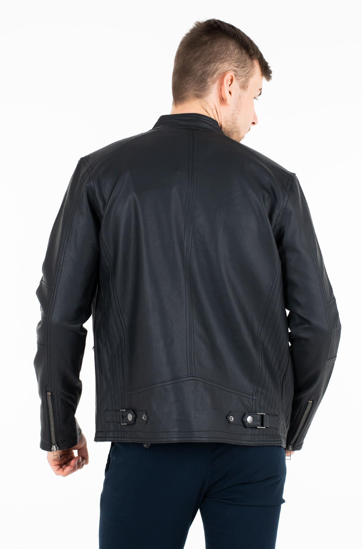 Leather jacket Johnatan-full-3