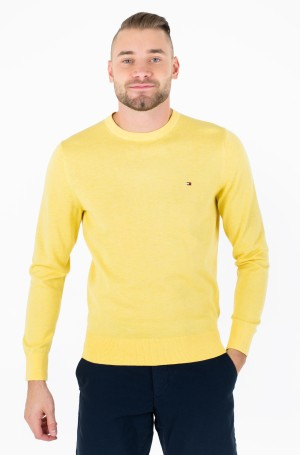 Džemperis COTTON SILK CREW NECK	-1